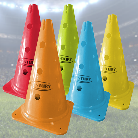 16 Inch Wide Hurdle Cones (set of 6)