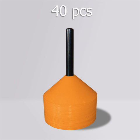2 3/4 Inch Disc Cone With Handle (40pcs)