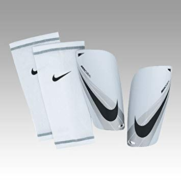 Nike Mercurial Lite III Guard (White/Black)