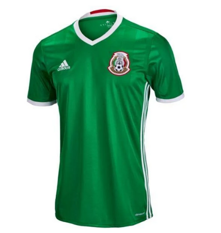 Adidas Mexico Home Jersey - 2016