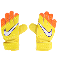 Nike Jr. Match Glove Yellow