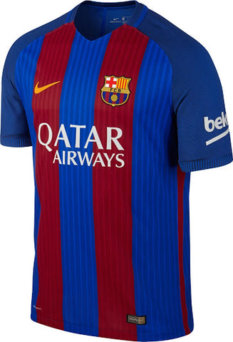 Barcelona Home Jersey - Adult Sizes