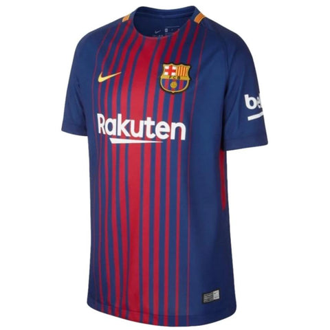 Barcelona Home Jersey 17/18 - Adult Sizes