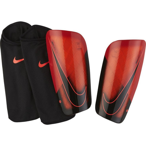 Nike Mercurial Lite Guard (Red/Black)