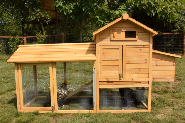 NEW CABIN COOP WITH WHEELS   Sold out!