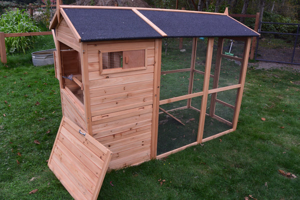 FarmHouse Coop BARN RED in-stock and ready to ship