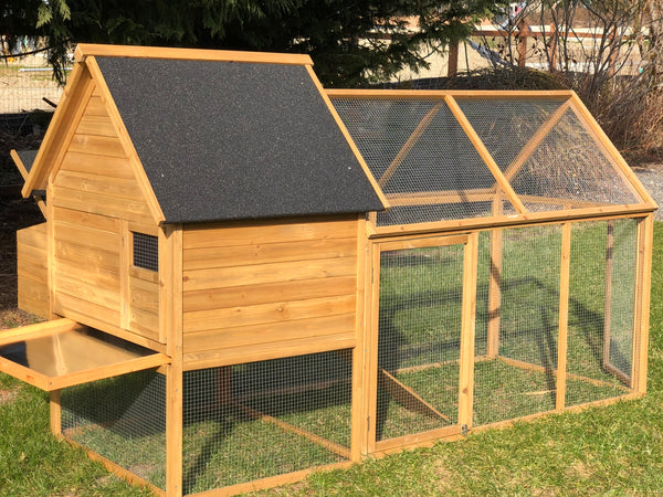 KONA COOP for 6-8 Hens:   PRE_SALE . MID-April Delivery