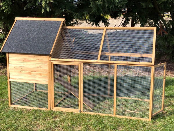 KONA COOP for 6-8 Hens:   PRE-ORDER ETA Mid August  SHIPPING