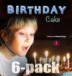 Birthday Cake 6-pack (Level 1)