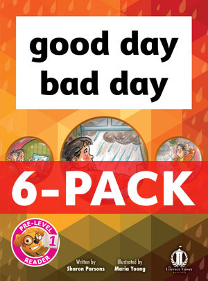 good day bad day 6-pack (pre-level 1)