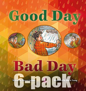 Good Day Bad Day 6-pack (Level 1)
