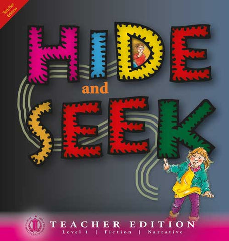 Hide and Seek (Teacher Edition - Level 1)