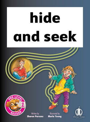 hide and seek (Pre-level 1)