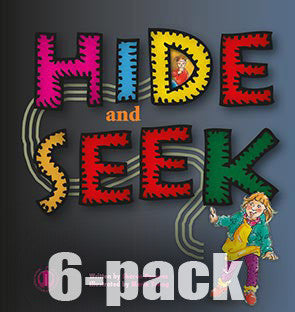 Hide and Seek 6-pack (Level 1)