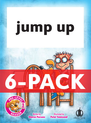 jump up 6-pack (Pre-level 1)