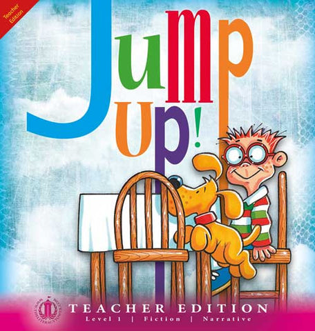 Jump Up! (Teacher Edition - Level 1)