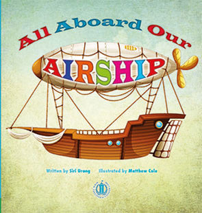 All Aboard Our Airship (Level 10)