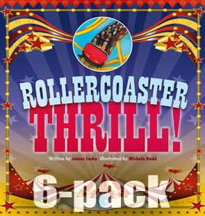 Rollercoaster Thrill 6-pack (Level 10)
