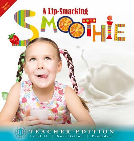 A Lip-Smacking Smoothie 6-pack (Level 10)