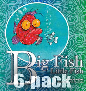 Big Fish Little Fish 6-pack (Level 11)