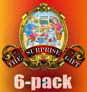The Surprise Gift 6-pack (Level 11)
