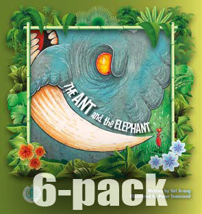 The Ant and the Elephant 6-pack (Level 12)