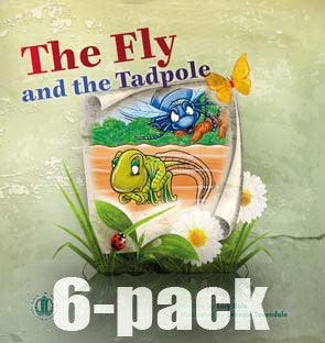 The Fly and the Tadpole 6-pack (Level 12)