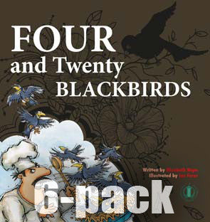 Four and Twenty Blackbirds 6-pack (Level 13)