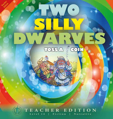 Two Silly Dwarves Toss a Coin (Teacher Edition - Level 14)