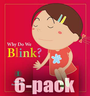 Why Do We Blink? 6-pack (Level 14)