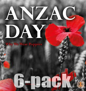 Anzac Day 6-pack (Level 15)