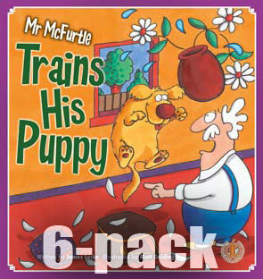 Mr McFurtle Trains His Puppy 6-pack (Level 16)