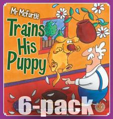 Mr McFurtle 6-packs' set with FREE Teacher Editions
