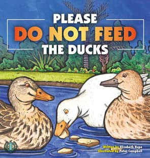 Please Do Not Feed the Ducks (Level 17)