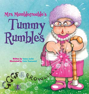 Mrs Mumbletrouble's Tummy Rumbles (Level 19)