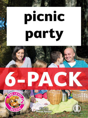 picnic party 6-pack (Pre-level 2)