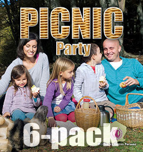 Picnic Party 6-pack (Level 2)