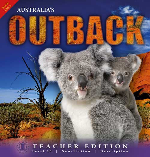 Australia's Outback (Teacher Edition - Level 20)