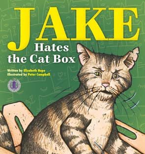 Jake Hates the Cat Box (Level 20)