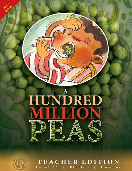 A Hundred Million Peas 6-pack (Level 22)
