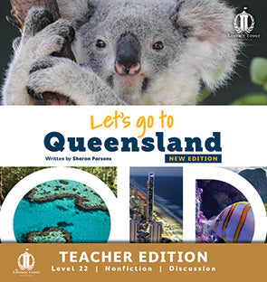 Let's Go to Queensland (Teacher Edition) NEW EDITION