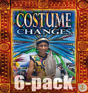 Costume Changes 6-pack (Level 22)