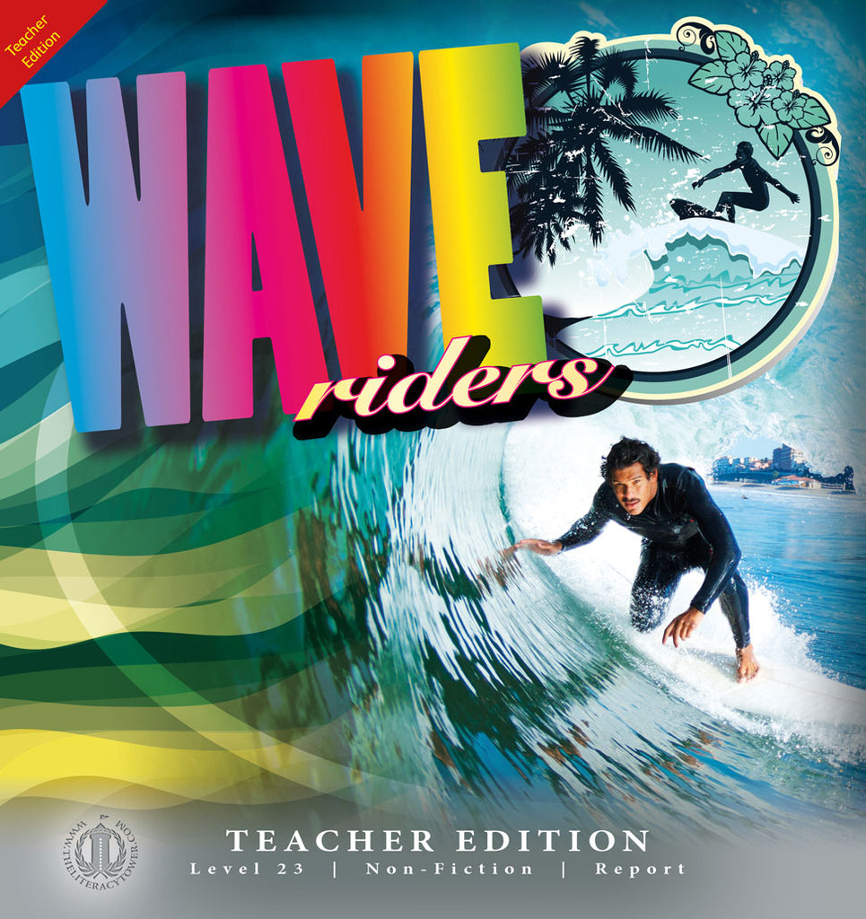 Wave Riders (Teacher Edition - Level 23)