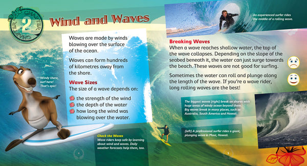 Wave Riders (Level 23)