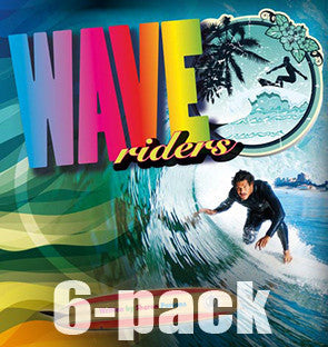 Wave Riders 6-pack (Level 23)