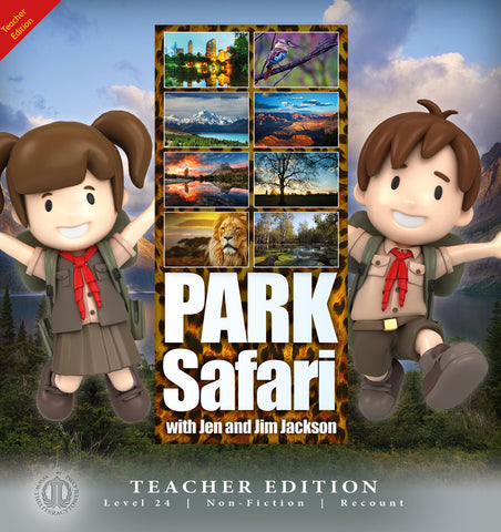 Park Safari (Teacher Edition - Level 24)