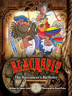 Blackspit the Buccaneer (Level 24)