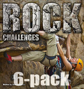 Rock Challenges 6-pack (Level 24)