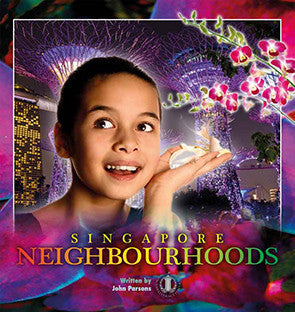 Singapore Neighbourhoods (Level 24)