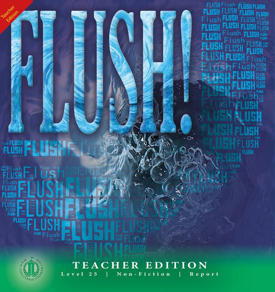 Flush! 6-pack (Level 25) New Edition